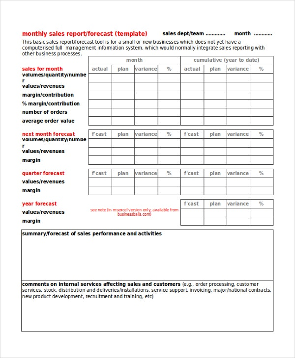 monthly health and safety report template - 32 report templates free sample example format free