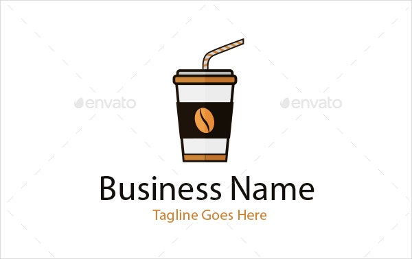 Coffee Business Logo Template
