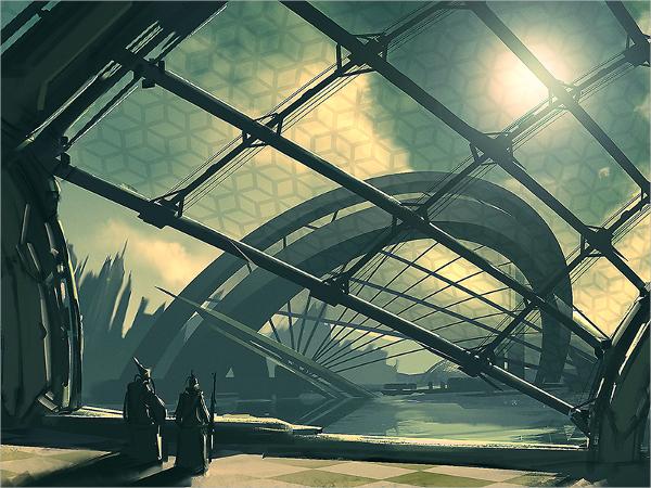 utopia concept art