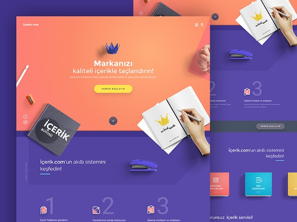 22 Best Landing Page Template Designs Free Amp Premium