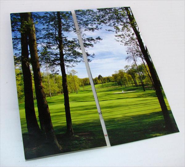 golf resort brochure1