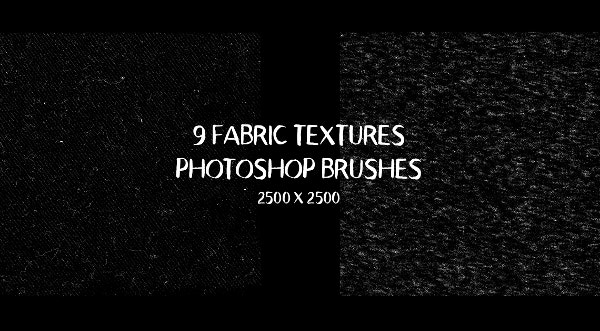 9 high quality fabric textures for photoshop