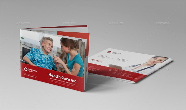 Medical HealthCare Brochure Design