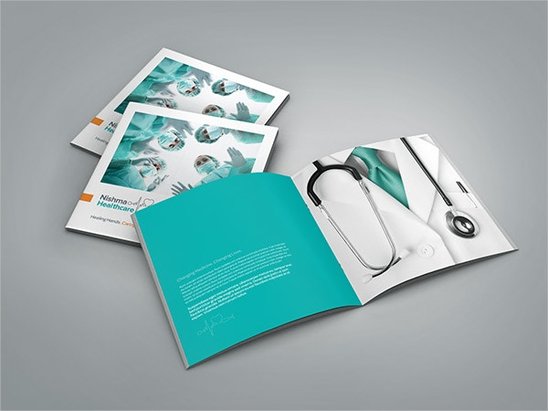 Healthcare Profile Brochure