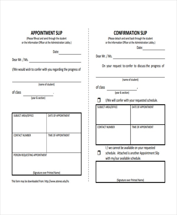 sample routing slip form