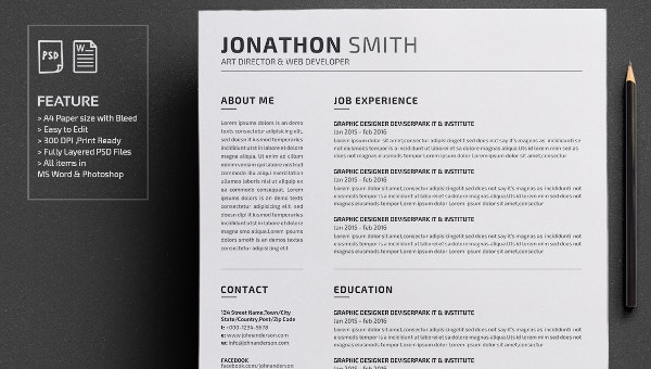 6 Optician Resume Templates