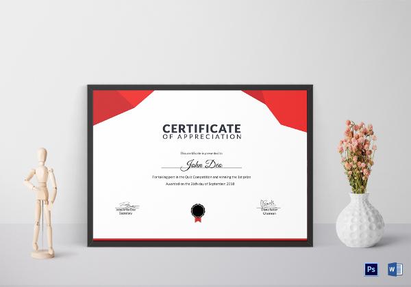 appreciation-prize-certificate