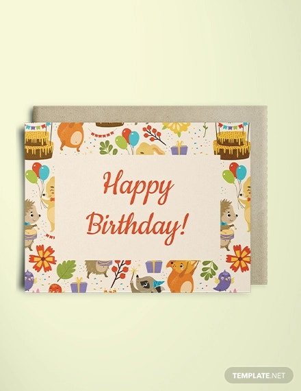 45 Birthday Card Designs Psd Ai Vector Eps Free Premium Templates