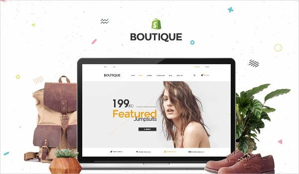 boutique shopify blog theme