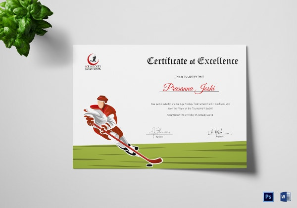 certificate-of-hockey-performance