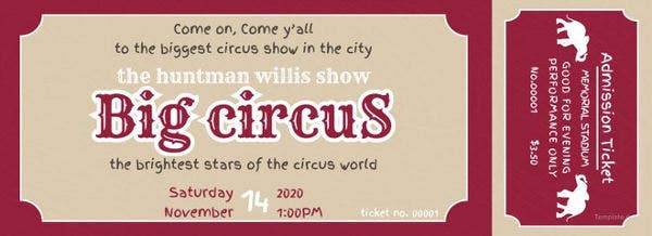 circus-admission-ticket