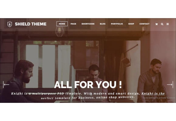 creative-responsive-wordpress-theme