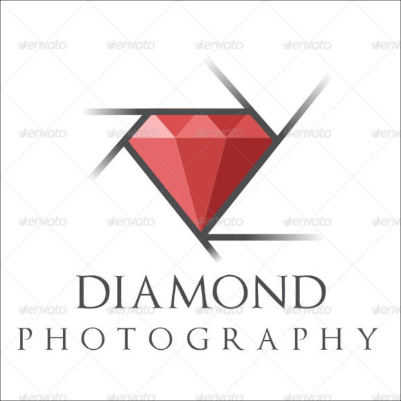 diamond photography logo