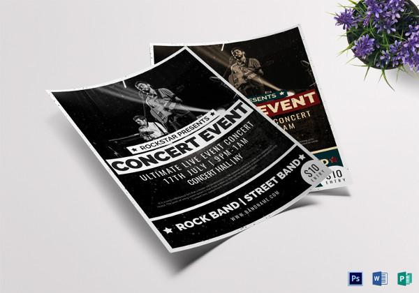 easy-to-edit-pop-concert-event-flyer-template