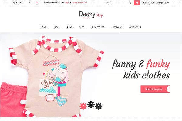 ecommerce-children-theme