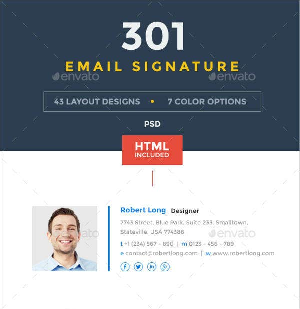 email-signature-layout-design