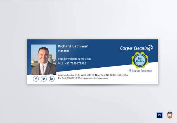 email-signature-for-carpet-cleaning