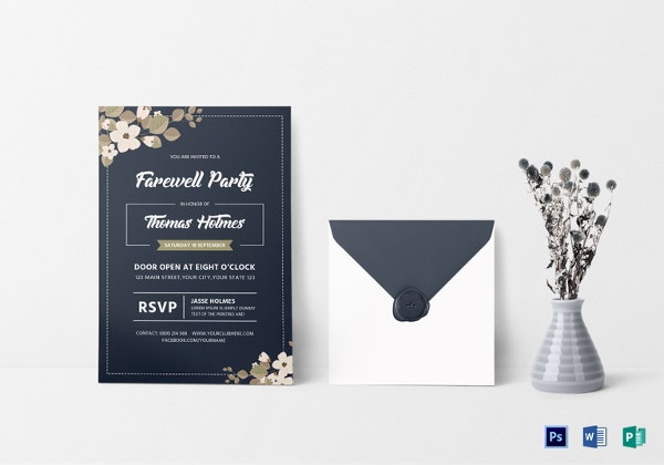 farewell-party-invitation-card-template