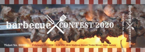 free-bbq-event-ticket-template