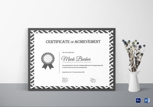 printable-badminton-achievement-certificate