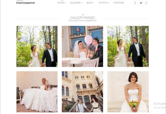 professional wordpress photography theme1