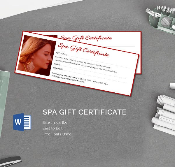 spa-gift-certificate-template