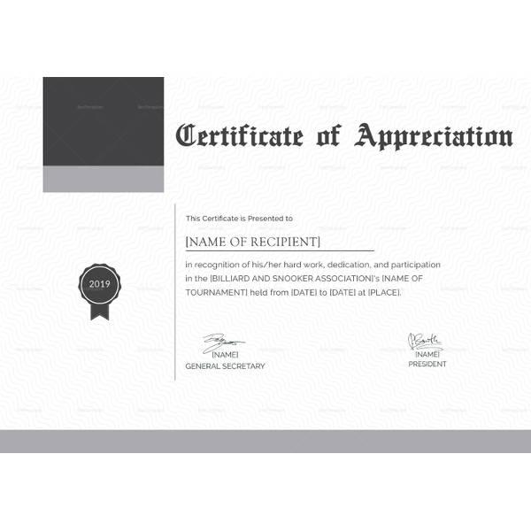 snooker-appreciation-certificate-template