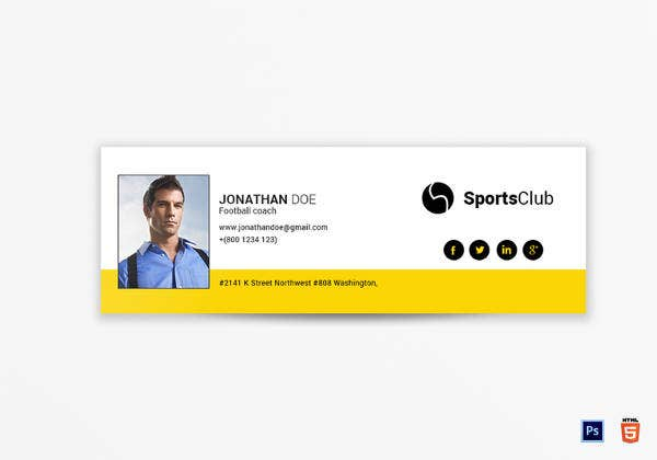sports-email-signature-design