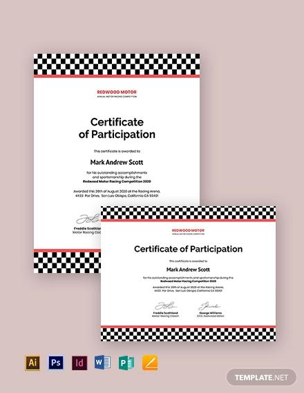 motorsport certificate1