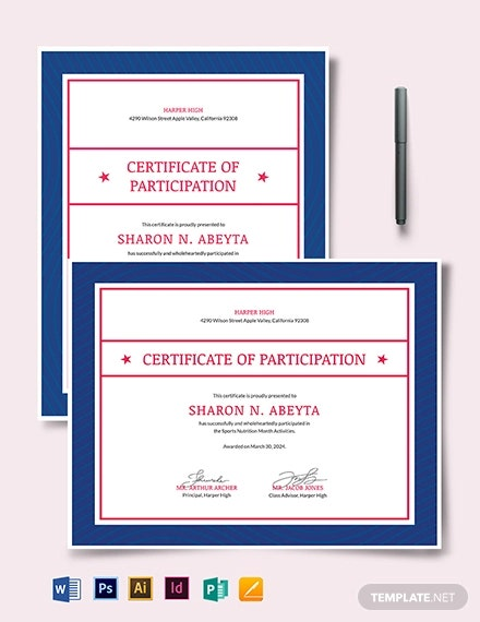 sports nutrition certificate1