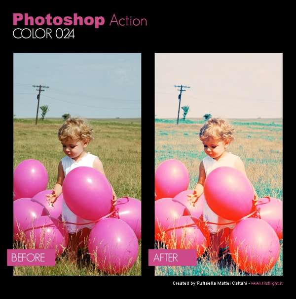 photoshop action color 024