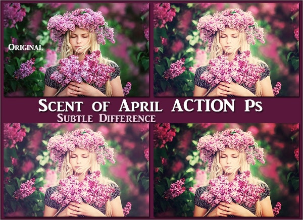 Scent of April Action