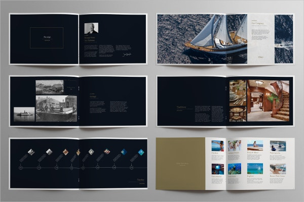Multipurpose Luxury Brochure