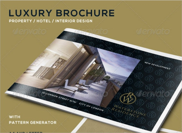 Luxury Brochure for Property