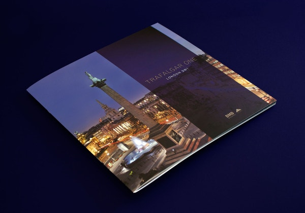 Luxury Hotel Brochure Template
