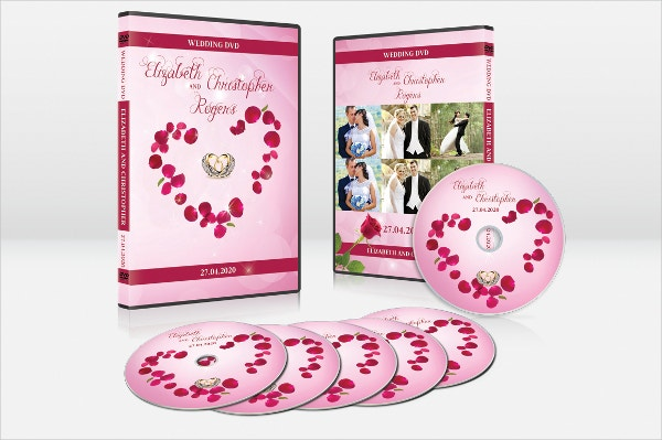 wedding dvd cover artwork