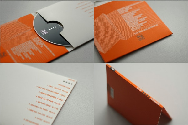 CDs Artwork & Booklet