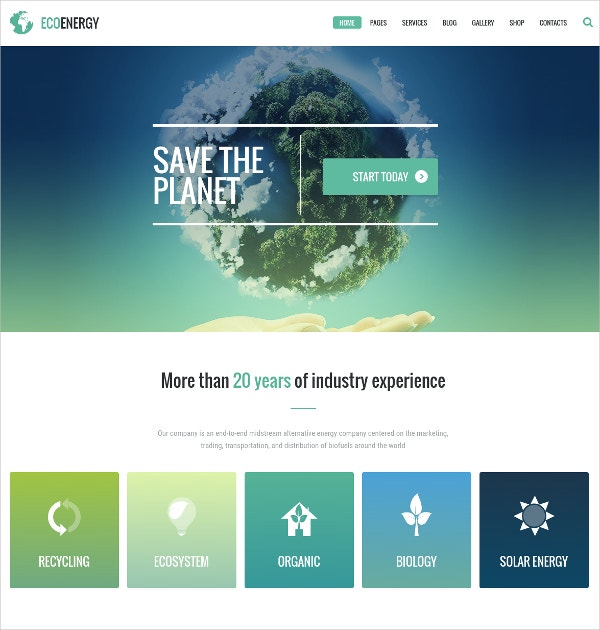 Donation Campaign WordPress Theme $39