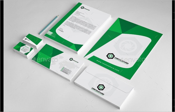 22 creative stationery designs free premium templates