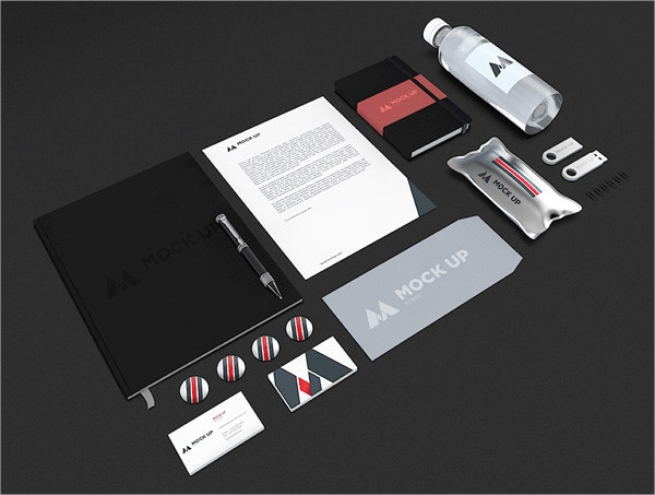 Original Stationery Mock Up Design