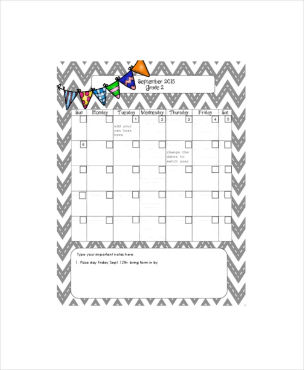 teacher daily planner templates