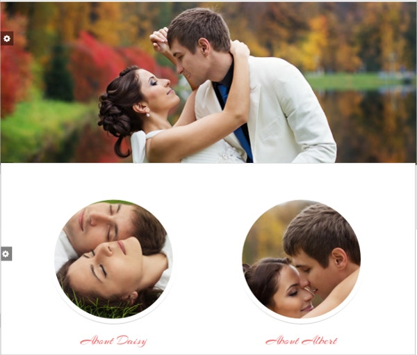 Bride Family WordPress Theme