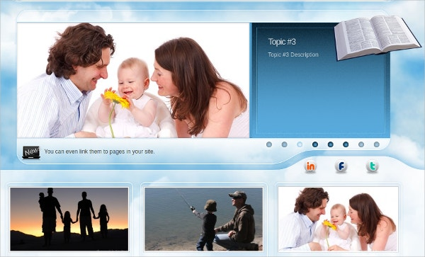 Ambiance Family WordPress