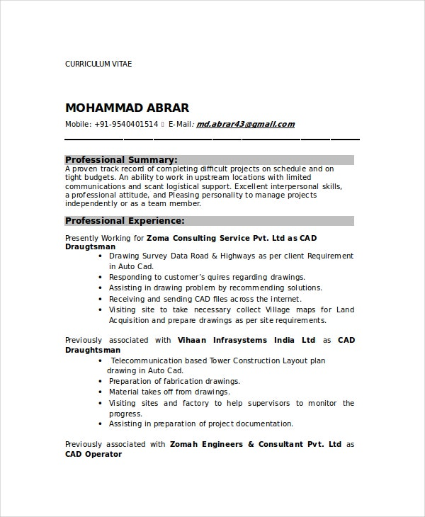 architectural technician resume sample bestsellerbookdb