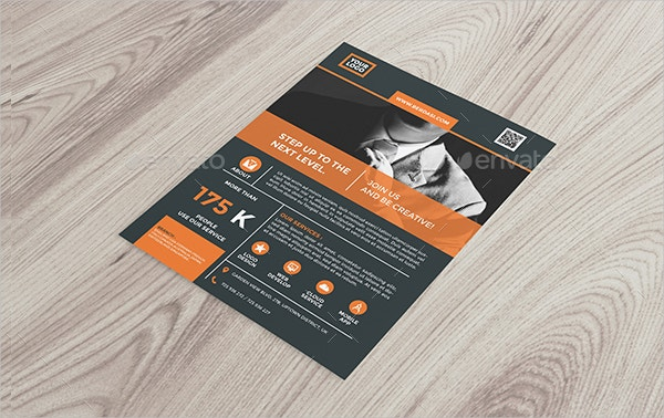 15+ Modern Flyer Templates - Free Psd, Ai, Vector, Eps Format