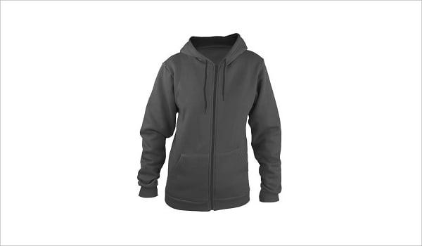 dark hoodie mockup templates bundle