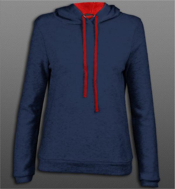 pullover hoodie psd mockup