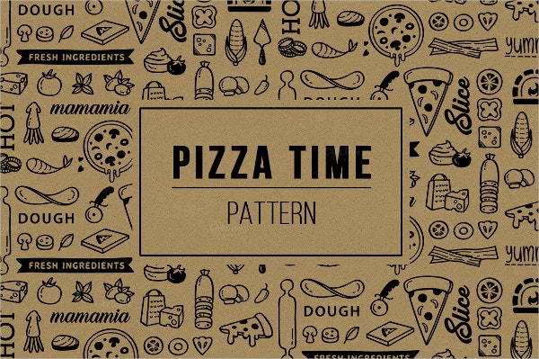Pizza Time Pattern