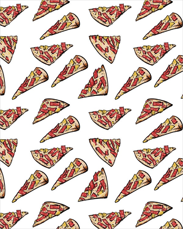 Pizza Slice Pattern
