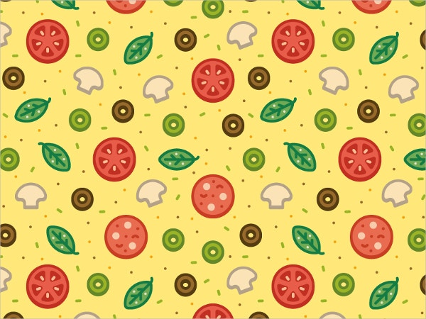 cheese pizza pattern